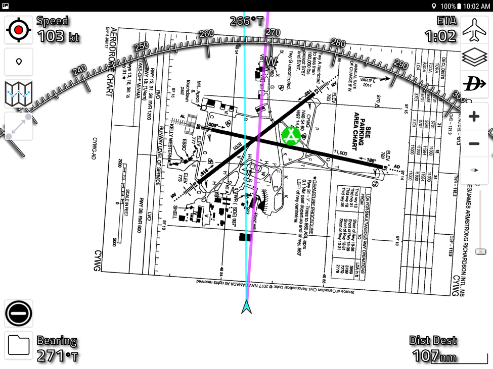 Cirro Geo-Referenced Airport Diagrams